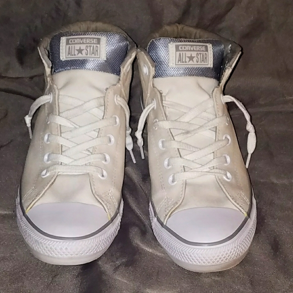 *FINAL* RARE Converse CTAS Mid Street Sneakers